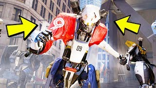 We're back for more Virtual Reality and today I'm showing you some VR gameplay of Robo Recall! It's really awesome! The #SummerOfRift promotion starting July 10th which will price the Oculus Rift+Touch bundle for $399 USD, for a limited time, while supplies last : http://bit.ly/2uup5HZIf you want to become a Team 43 Member and be notified when I post a new video, MAKE SURE TO SUBSCRIBE!: https://goo.gl/M1F1GOMERCH.....https://represent.com/store/olli43Twitter......................►https://twitter.com/ollihullFacebook.................►http://facebook.com/olli43ytInstagram................►http://instagram.com/olli43ytWebsite....................►http://olli43.comSubreddit.................►http://reddit.com/r/olli43This video was sponsored by Oculus.