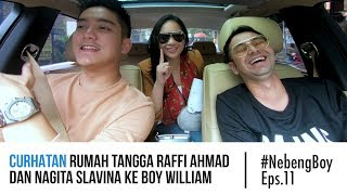 Download Video BLAK-BLAKan Rumah Tangga Raffi Ahmad dan Nagita Slavina ke Boy William - #NebengBoy Eps. 11 MP3 3GP MP4
