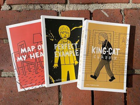 Three new books by mini-comics great John Porcellino   Boing Boing