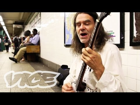 Doc - Life of a New York Subway Performer (VICE)