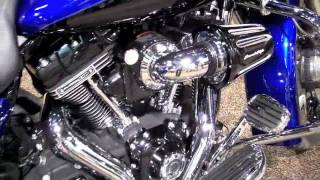 8. 2012 CVO ROAD GLIDE CUSTOM FLTRXSE SCREAMIN EAGLE HARLEY DAVIDSON