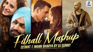 Video Filhall X Qismat X Mann Bharya (Mashup) | DJ Sunny | Akshay Kumar | Nupur Sanon | BPraak | Ammy Virk download in MP3, 3GP, MP4, WEBM, AVI, FLV January 2017
