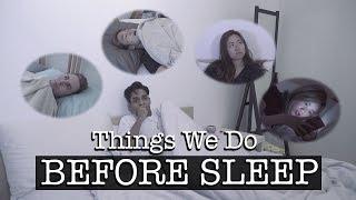 Video Things We Do Before Sleep MP3, 3GP, MP4, WEBM, AVI, FLV September 2018