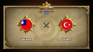 TWN vs TUR, game 1