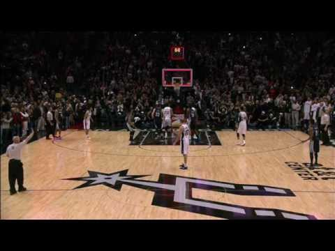 Video: Green and Gasol Hit Big Threes to Send Game to OT
