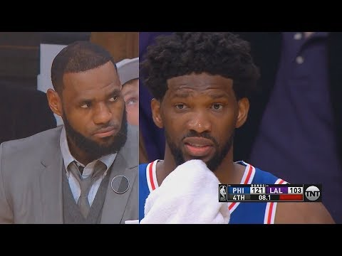 LeBron James Regretting Joining Lakers Instead Of Sixers? Lakers vs Sixers