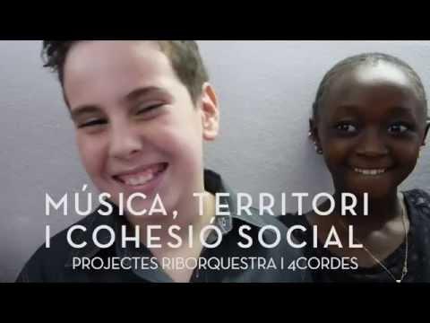 Música, territori i cohesió social