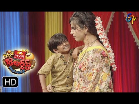 Punch Prasad, Naughty Naresh Performance | Extra Jabardasth| 20th October 2017