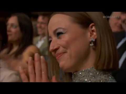 Canadian Screen Awards: Cardinal wins 'Best Actor & Best Actress'