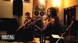 Bistarai -  Live - Rohit John Chettri
