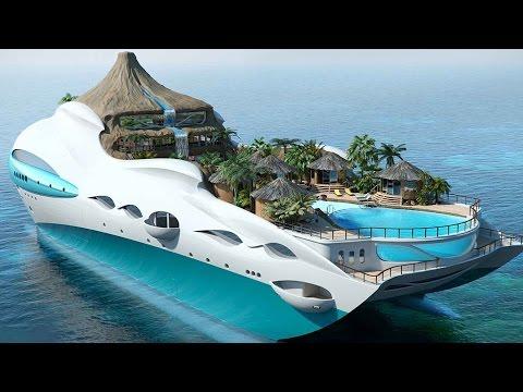 Những du thuyền đắt giá và xa xỉ bậc nhất thế giới của giới siêu giàu