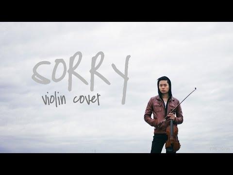 Sorry - Justin Bieber - Violin Cover - Daniel Jang