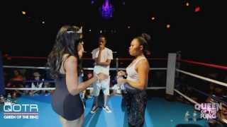 Queen of the Ring | Jaz The Rapper vs. 40 B.A.R.R.S.