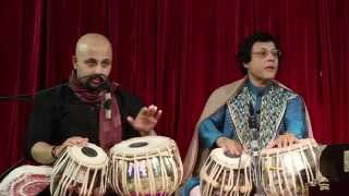 TABLA DUET 2015Pandit ANINDO CHATTERJEE and Shri ANUBRATA CHATTERJEEPresented by ICC and Matra (www.matraonline.org)Brooklyn, New YorkFilmed and edited by Aric Gutnick