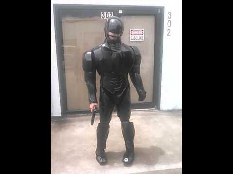 Most Amazing Robocop 2014 Costume