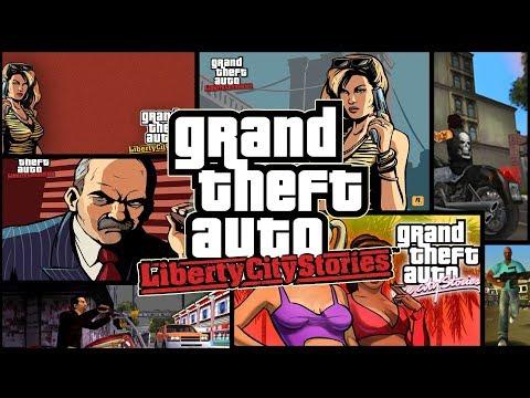 GTA: Liberty City Stories - Проходим На Смартфоне!