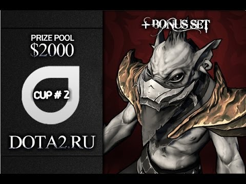 Dota2.ru Cup - Bounty Hunter Corruption Set