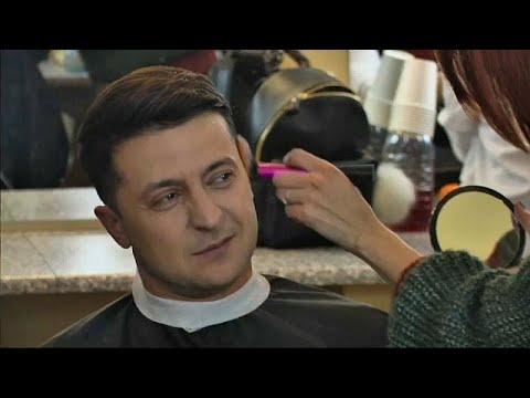 Ukraine Prepares for Tense Presidential Election
