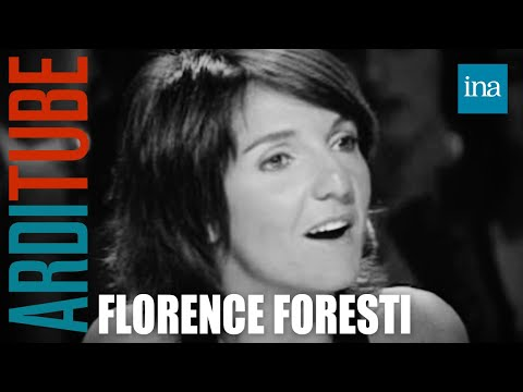 """Florence Foresti """"Les magazines féminins"""" - Archive INA"""