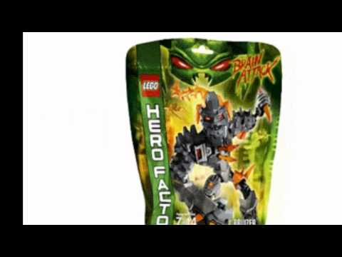 Video Video ad on the Hero Factory Bruizer 44005