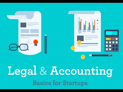 Lecture 18 - Legal and Accounting Basics for Startups (Kirsty Nathoo, Carolynn Levy)