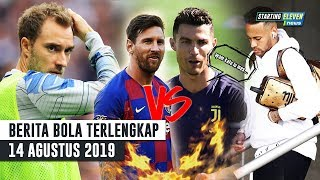 Video Ronaldo Sindir Messi 😱 Pejabat Barca Datang Ke Paris 😱 Gaji Eriksen Akan Naik 2X Agar Tak Kabur MP3, 3GP, MP4, WEBM, AVI, FLV September 2019