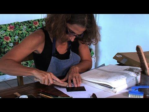 Gravure en creux - FR (видео)