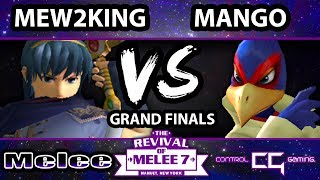 RoM 7 – MIOM | Mango (Falco) Vs. CT EMP | Mew2King (Sheik Marth) SSBM Grand Finals – Melee – Brilliant set, with great sportsmanship