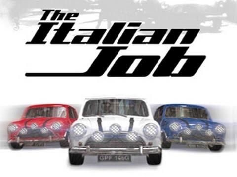 The Italian Job Playstation
