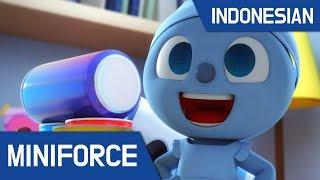 Video [Indonesian dub.] MiniForce S1 EP 16 : Pertempuran dengan Mechanon Penghisap MP3, 3GP, MP4, WEBM, AVI, FLV Juli 2018