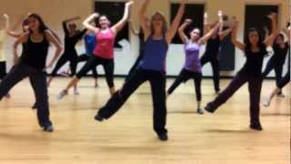 Zumba Dance Fitness: Scream And Shout By Will.I.am