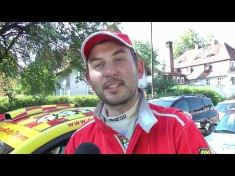 28. Rajd Karkonoski 2013, Rajdowy Puchar Polski - Relacja RPPTV