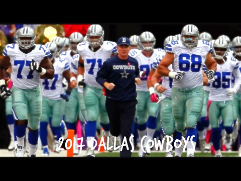 "2017 Dallas Cowboys ""Here Comes The Boom"" Mix"