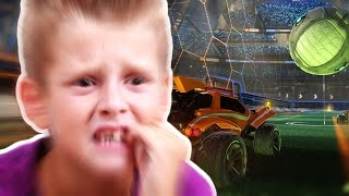 This Video Will Make You Anxious... // Rocket League