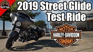 9. 2019 Street Glide Special 114 Test Ride + Boom! Box GTS Infotainment System