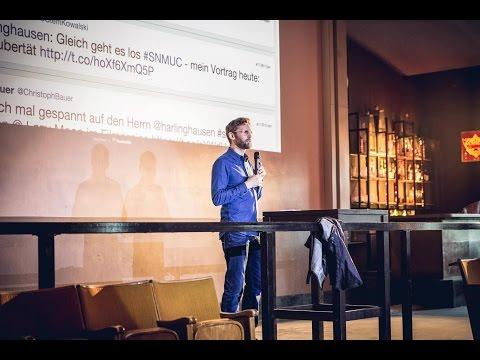 """Curt Simon Harlinghausen """"DIGITALE PUBERTÄT – und warum ich nichts von der digitalen Transformation halte"""""""
