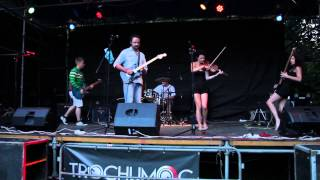 Video TrochuMoc - CikánSka - Kopřivnice 26.7.2014 - Randal Open Air
