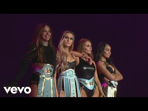 Little Mix - Shout Out to My Ex (live, 2017)