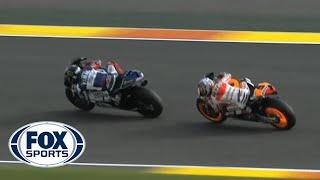 Video MotoGP: Pedrosa Battles Lorenzo - Valencia GP 2013 MP3, 3GP, MP4, WEBM, AVI, FLV Februari 2018