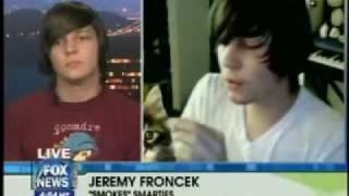 Jeremy - Smoking Smarties - Fox & Friends