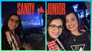 SHOW DE SANDY E JÚNIOR EM BH