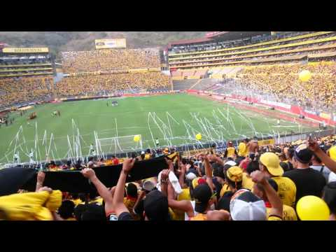 ☂SUR OSCURA☂ ♫♪SALE BARCELO♪♫ B.S.C vs Ind. del valle 05/10/2014 - Sur Oscura - Barcelona Sporting Club - Ecuador - América del Sur