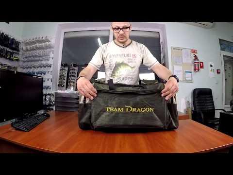 Відео огляд сумки Team Dragon CHR-96-08-001