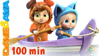 Download lagu Row Row Row Your Boat Nursery Rhymes Collection A Mp3