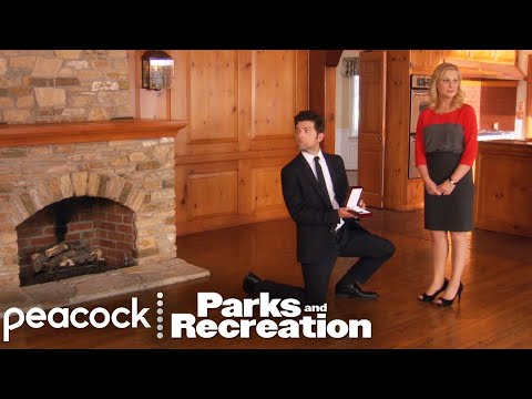 Ben Proposes to Leslie - Parks and Recreation