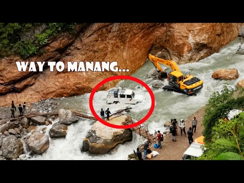 MANANG... VISIT NEPAL 2020 LIFE TIME EXPERIENCE...
