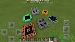How To Make Custom Ender Portals in Minecraft PE