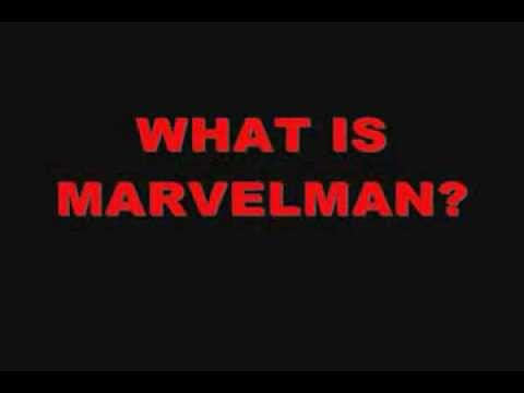 Marvelman - this is my new channel trailer guys, I just felt like makin a knew one sooo... yeah :D (I don't own songs used in this trailer)