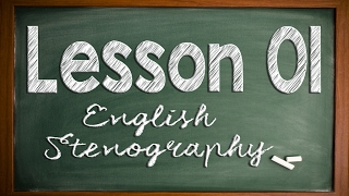 Video English Stenography: Lesson 01 MP3, 3GP, MP4, WEBM, AVI, FLV September 2019