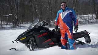 1. TEST RIDE: 2015 Ski Doo Renegade 1200 4-TEC